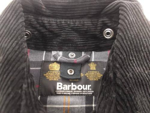 オイルドジャケットのバブァー(Barbour)