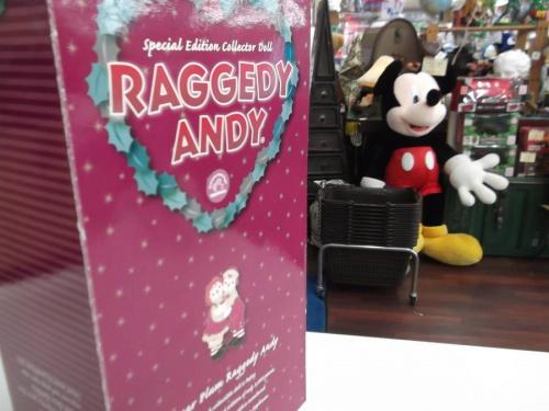 raggedy andyのラガディ・アン&アンディ