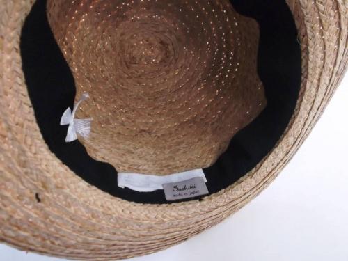 帽子のsashiki