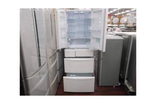 6ドア冷蔵庫の生活家電
