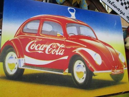 家具・インテリアのCoca Cola