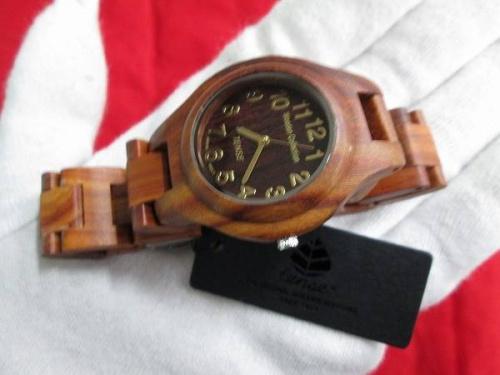 腕時計のサンダルウォッチ