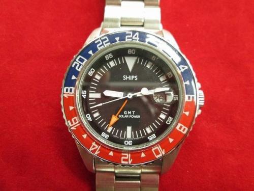 腕時計のSHIPS