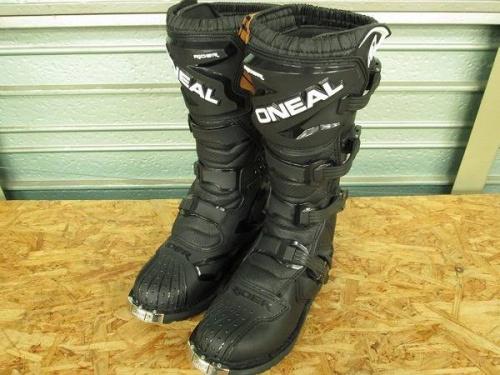 RIDERのブーツ