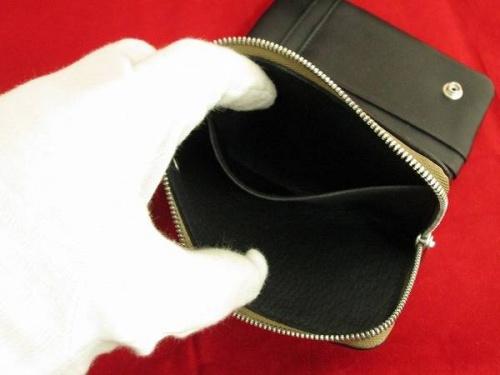 PORTERの二つ折り財布