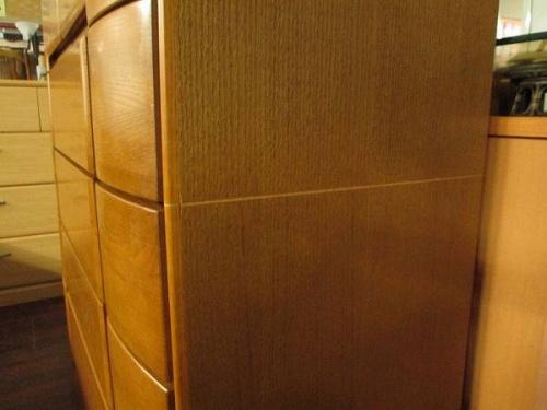 クローゼットの収納棚