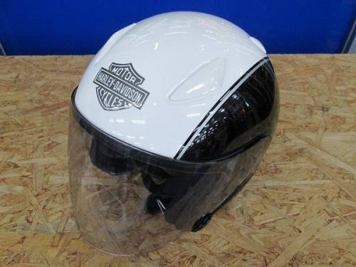 スポーツ・アウトドアのジェットヘルメット