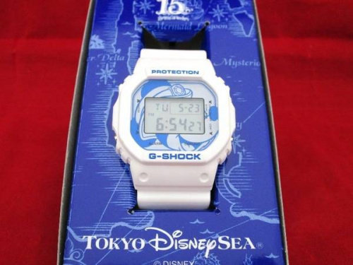 腕時計のdisney SEA
