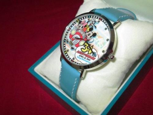 腕時計のDISNEY