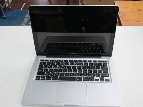 デジタル家電のMacbookAir