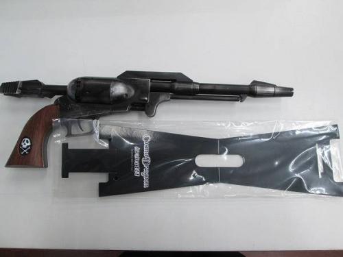 銀河鉄道999の戦士の銃