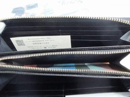 ラウンドファスナー長財布のPSC307