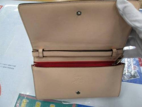財布の二つ折り長財布
