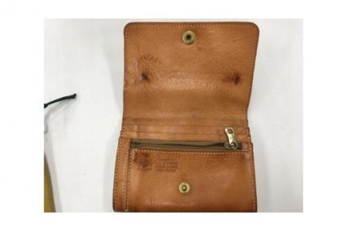 2つ折り財布のイルビゾンテ