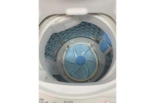 洗濯機の東芝