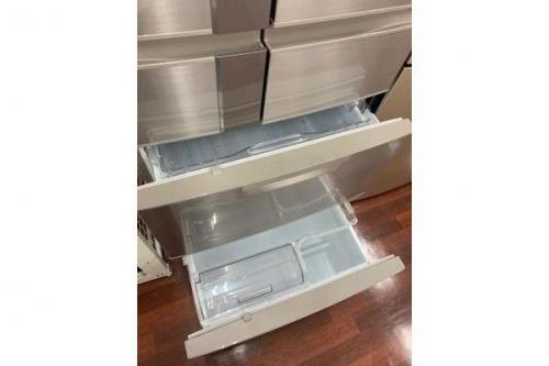 6ドア冷蔵庫のMR-JX53X-N1