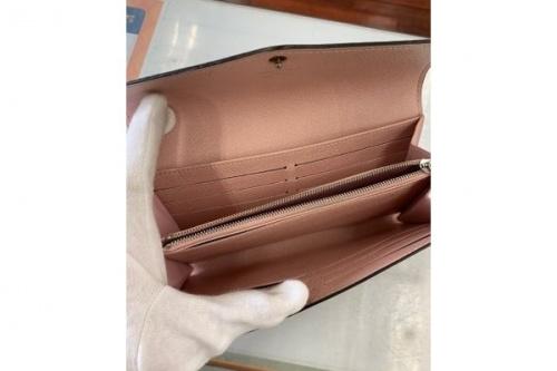 長財布のルイヴィトン