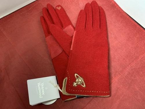 レディースファッションの手袋