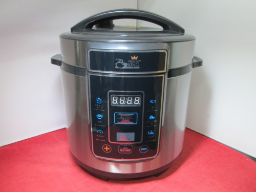 調理家電の電気圧力鍋