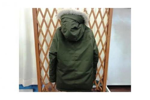 ジャケットのPyrenex