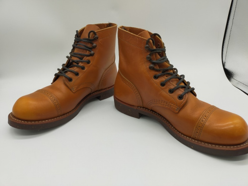 レッドウイングのブーツ