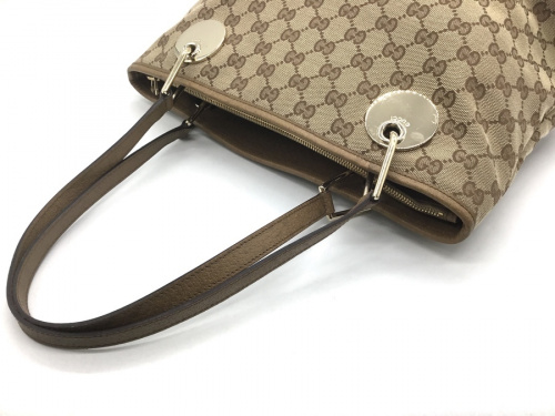 GUCCIのトートバッグ