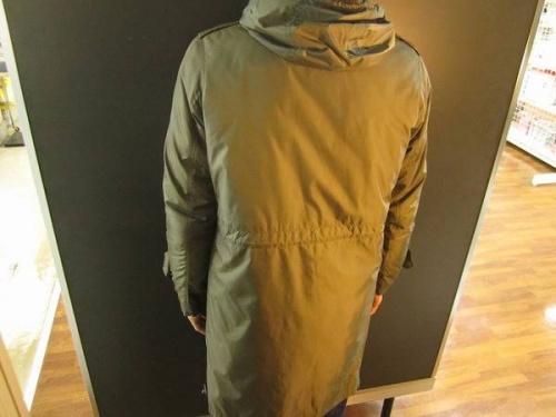 大宮メンズ衣類のコート