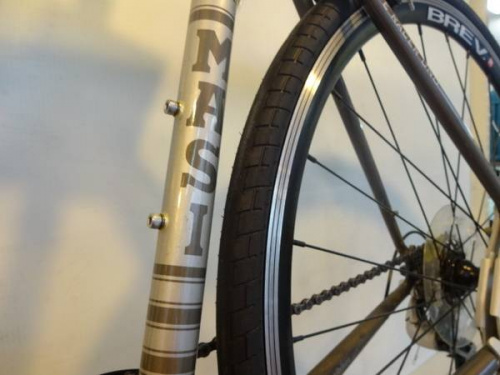 クロスバイクのMASI