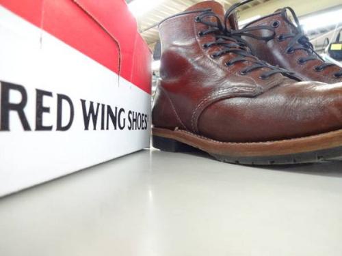 メンズファッションのレッドウイング(Red Wing)