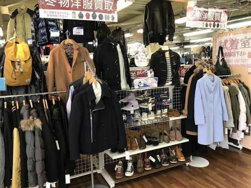 ANOTHER EDITIONの大宮店新入荷
