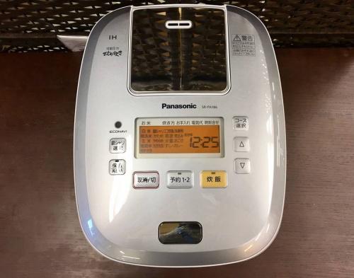 Panasonicの中古