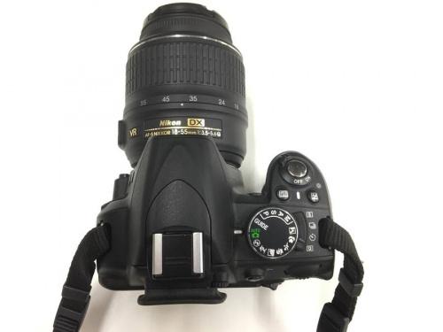 デジタルカメラの一眼レフ