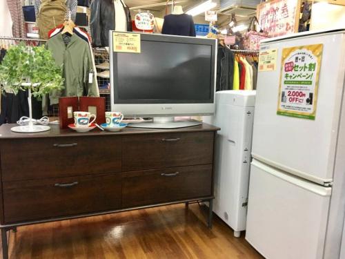 洗濯機の家具