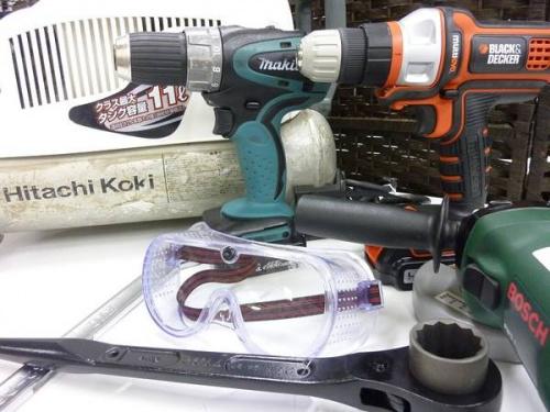 雑貨の工具