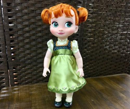 人形のDisney