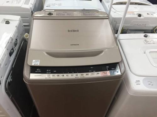 洗濯機のラリー