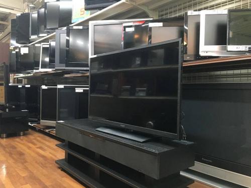 テレビの中古冷蔵庫