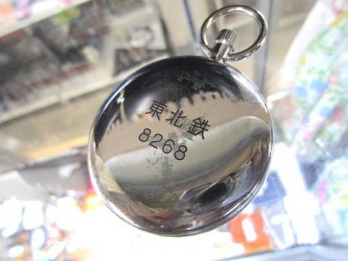 レトロ雑貨の時計