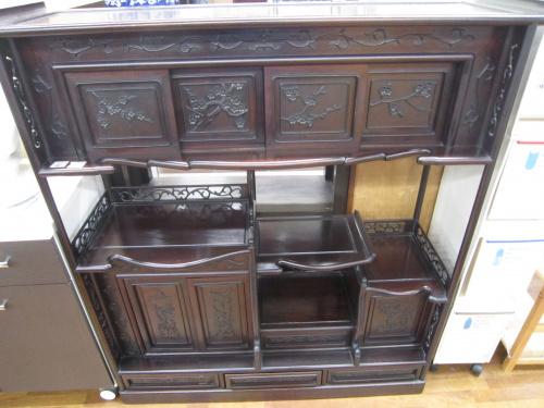 和家具・時代家具の棚