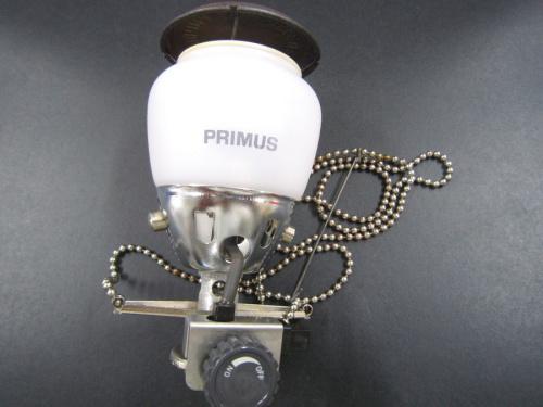 ガスランタンのPRIMUS