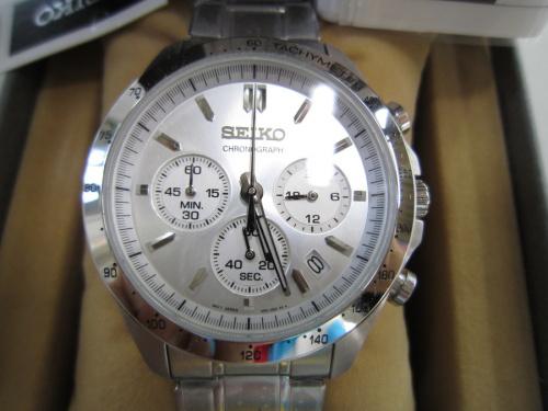 腕時計の未使用品