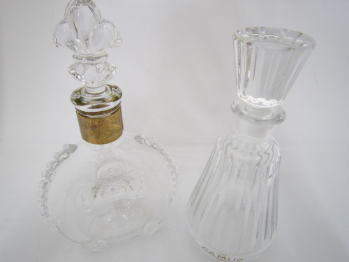 インテリア雑貨の空瓶
