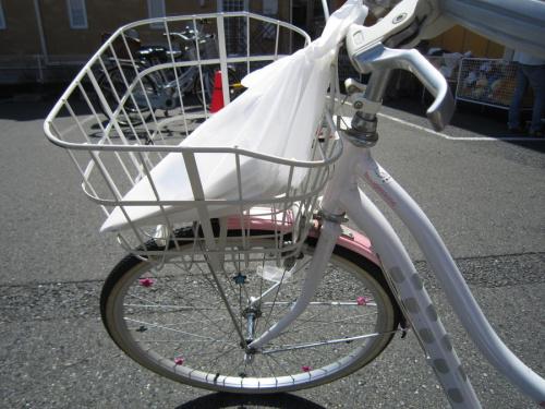 自転車の子供用自転車