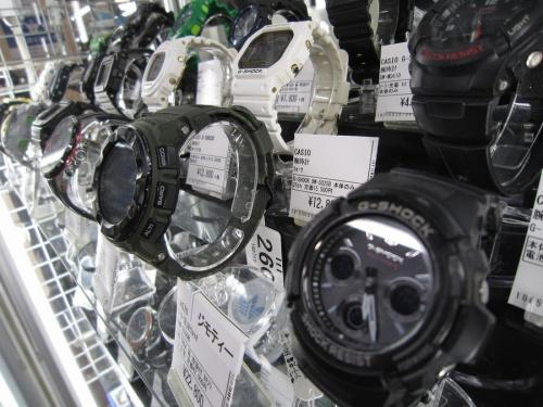 G-SHOCKの大宮中古腕時計