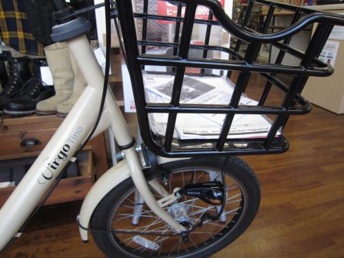 子供乗せ自転車のタケダ