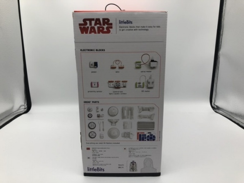 DROID INVENTOR KITのLITTLEBITS
