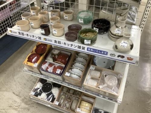 洋食器の和食器