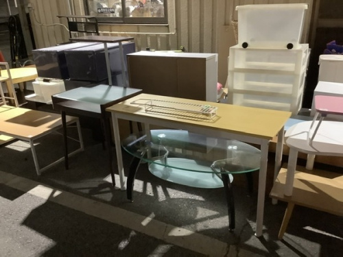 レンジボードの大宮中古家具