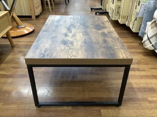 テーブルのステイン