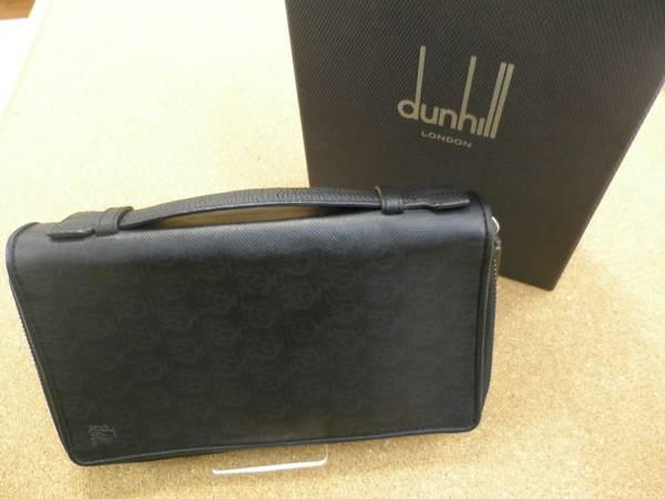 e0a145ec4017 ☆【dunhill】(ダンヒル)セカンドバッグ入荷☆ [2014.02.10発行 ...